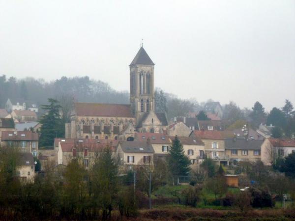 Champagne sur Oise