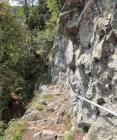 Capture sentier des roches